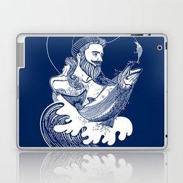 Fisherman Laptop & iPad Skin