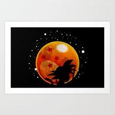 The Moon Child Art Print