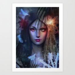 Forest Wonders Art Print