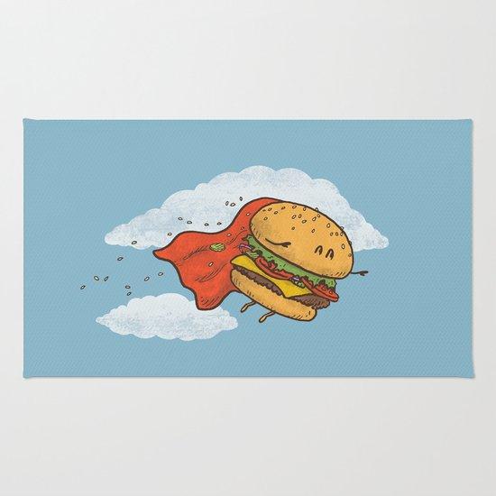 Superburger! Rug