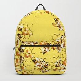 Honey Hive Backpack