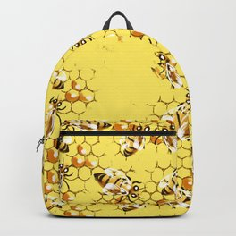 Honey Hive Backpack