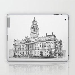 Wayne County Court House | Detroit Michigan Laptop & iPad Skin