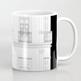 Brazil Facade Coffee Mug