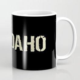 Black Flag: Idaho Coffee Mug