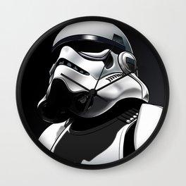 Imperial Stormtrooper Wall Clock