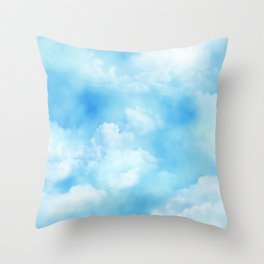 Cloud 9 Throw Pillow