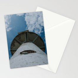 old lighthouse Stationery Cards