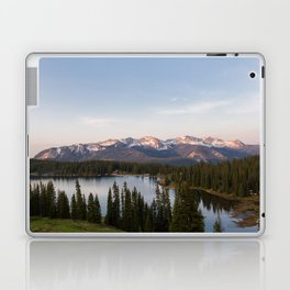 Sunrise Over Lake Irwin Laptop & iPad Skin