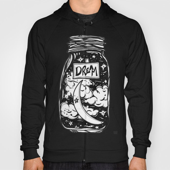 Dream Catcher Jar Hoody By Nicolegiger Society40 New Dream Catcher Jar