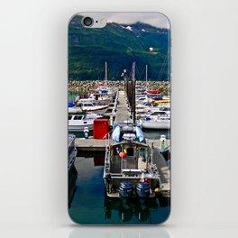 Harbors Hue iPhone Skin