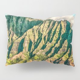 2016 Na' Pali Coast, Kauai, Hawaii Pillow Sham