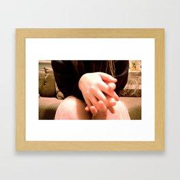 Family Gatherings Framed Art Print