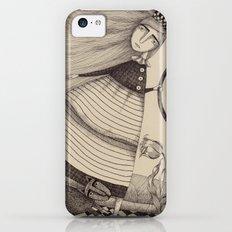 The Tulip Garden (2) Slim Case iPhone 5c