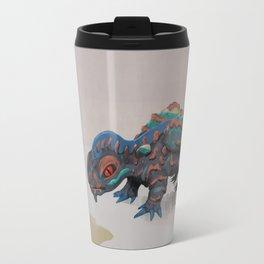Spilled Beverage Monster Travel Mug