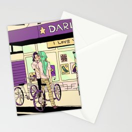 you'll never see the day  Stationery Cards