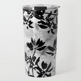 Contrast Botanical Travel Mug