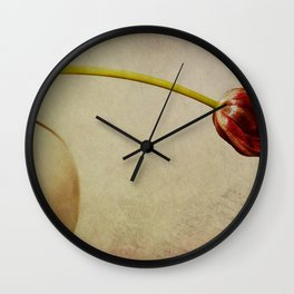 poesia Wall Clock