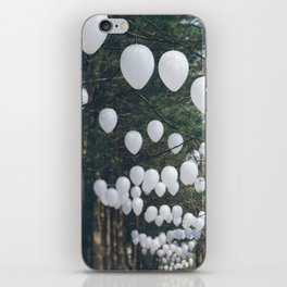 Romantic Forest iPhone Skin