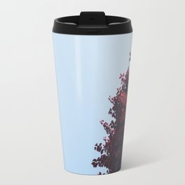 Dear red tree Travel Mug