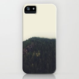 olympic peninsula 02 iPhone Case