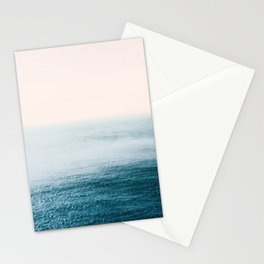 Ocean Fog Stationery Cards