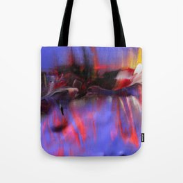 Spilled Paint III Tote Bag