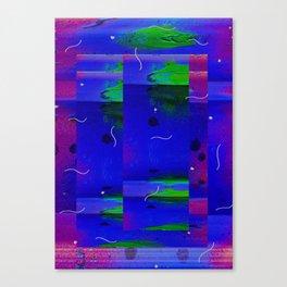 Tintgradé  Canvas Print