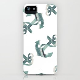 Be my Anchor iPhone Case
