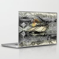 venus Laptop & iPad Skins featuring VENUS by Design Gregory