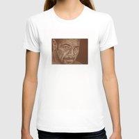 lucas david T-shirts featuring round 11..david haye by noblackcolor