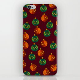 Christmas - The Best Time Of The Year iPhone Skin