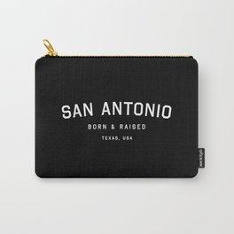 San Antonio - TX, USA (Arc) Carry-All Pouch