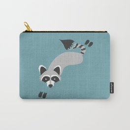 Robby Raccoon Carry-All Pouch