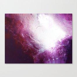The Ocean of a Galaxy Canvas Print
