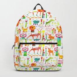 Animal Garden Backpack