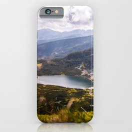 Behind the bush iPhone Case