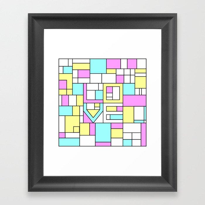 Fun Love Framed Art Print
