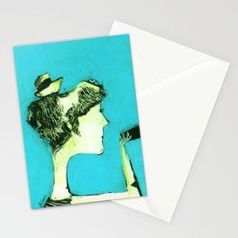 ACHTUNG! Stationery Cards