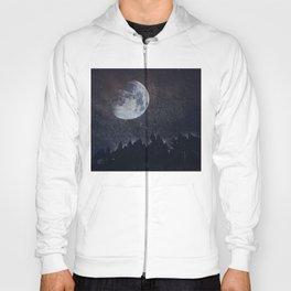Starry moon  Hoody
