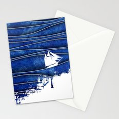 The Lonely Sea Stationery Cards