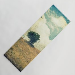 Lonely Tree Yoga Mat