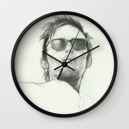 Norman Reedus Wall Clock