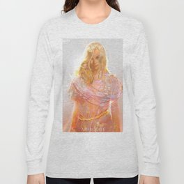 """Aphrodite (""""Charm of of the Ancient Enchantress"""" Series) Long Sleeve T-shirt"""