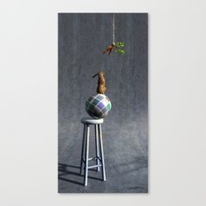 Equilibrium II Canvas Print