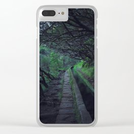 levada II. Clear iPhone Case