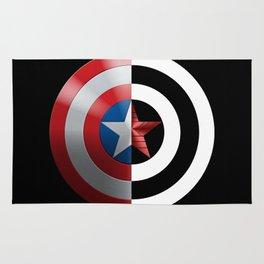 captain - Bucky Winter Soldier Rug