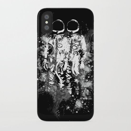 Space Twins iPhone Case