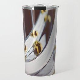 BBS LM w/ Gold Bolts Travel Mug