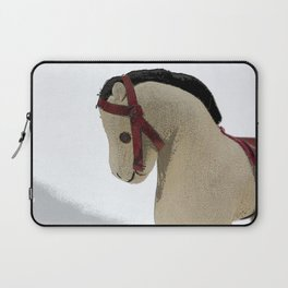 The Old Toy Horse Laptop Sleeve